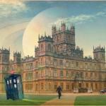 Dalek castle