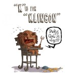 K is for Klingon