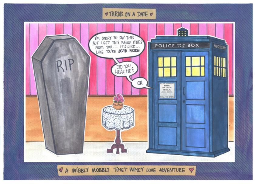 TARDIS ON A DATE #5