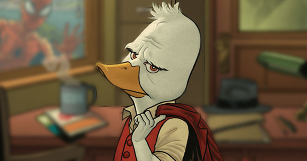 "Featured image for ""Howard the Duck – Nie je káčer ako káčer"""