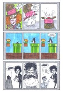 komiks 18 Stripmix