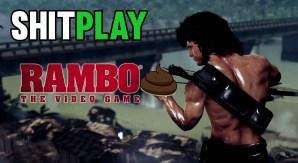 Rambo Shitplay