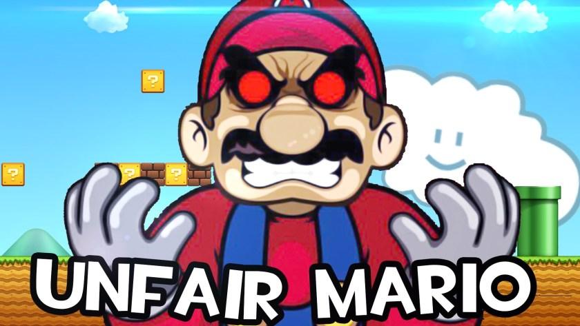 unfair-mario