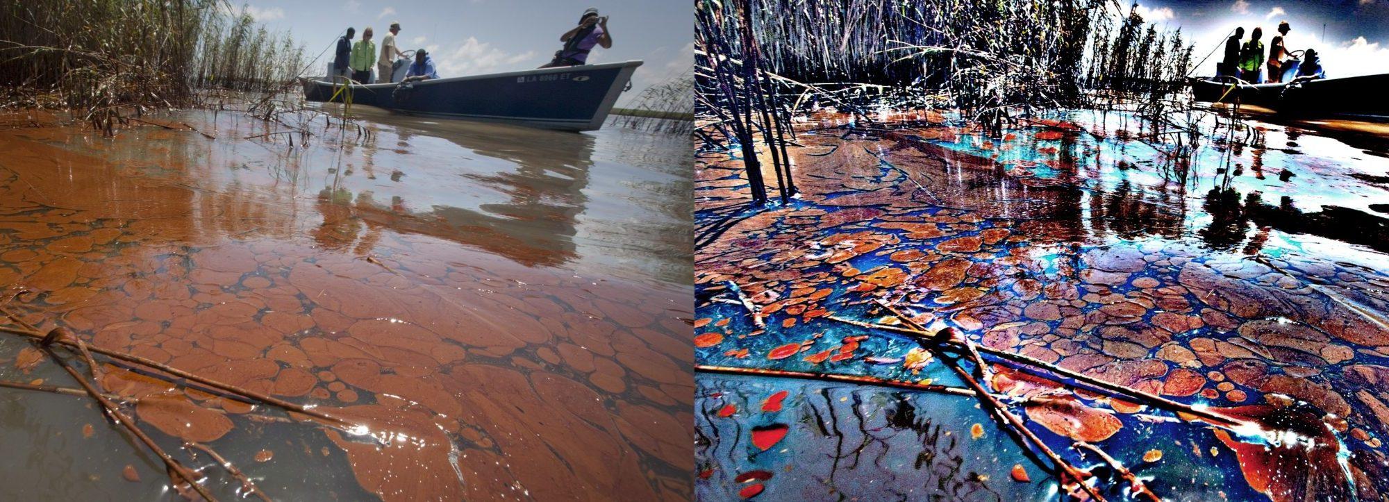 ERV scan comparison-remote-subsurface-sensing-scan-of-oil-spill