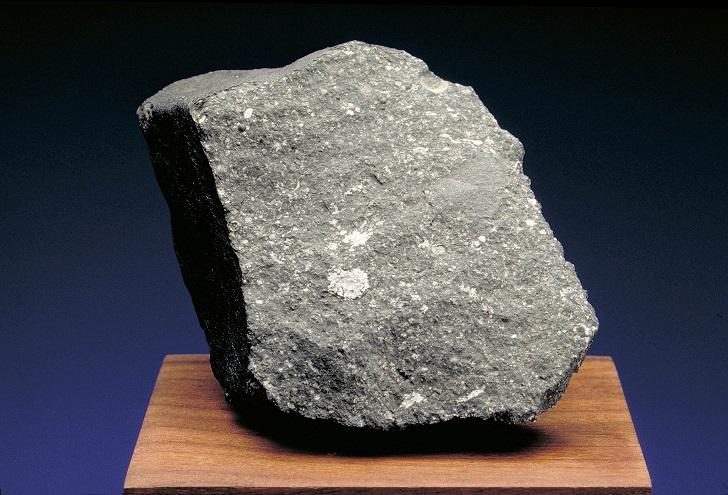 Allende_Meteorite