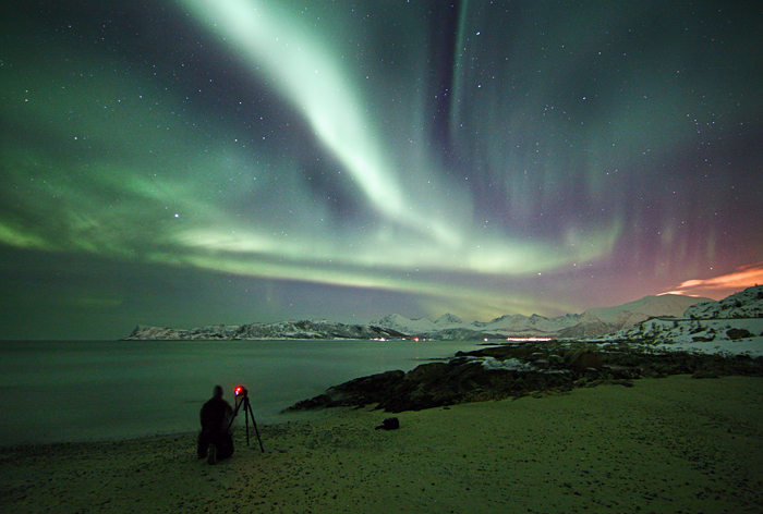 Best Lens Northern Lights