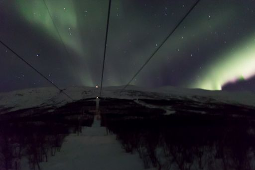 Strange Sounds Heard Above the Earth's Atmosphere