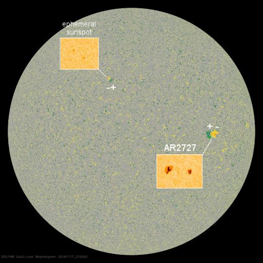 Solar Cycle | Spaceweather.com
