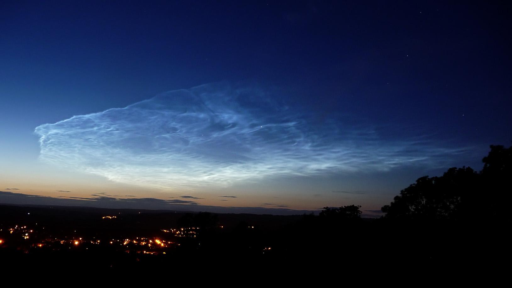 Tipos de nubes y previsión meteorológica – Ciencia