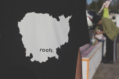 Red Scarf Revolution - Roots Design