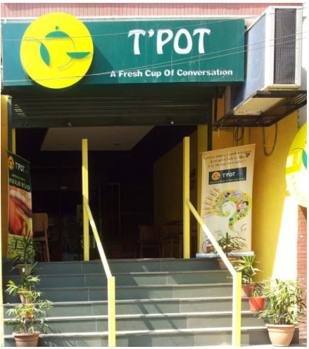 rented tea stalls and food kiosks to tpot cafe outlet in delhi and noida and gurgaon