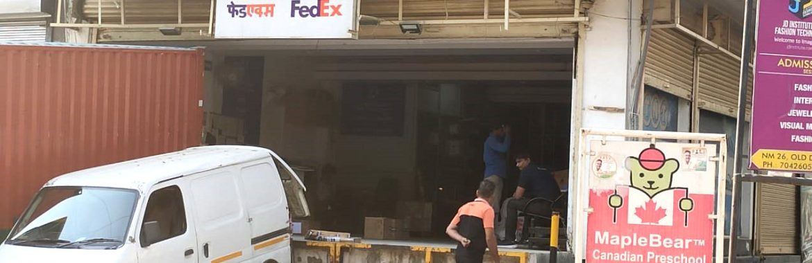 Warehouse Rented To TNT Express