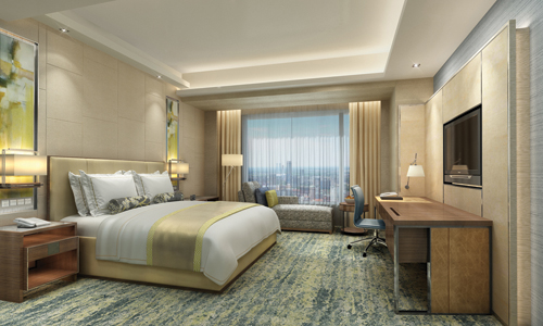 Songbei Shangri-La, Harbin Debuts at Songhua River's North Bank