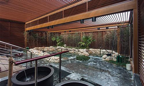 Xiang Shan YZY Hot Springs Spa
