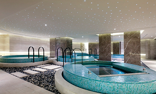 eforea SPA at Hilton Xi'an High-tech Zone