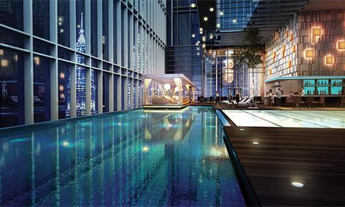 吉隆坡四季酒店The Spa水疗中心