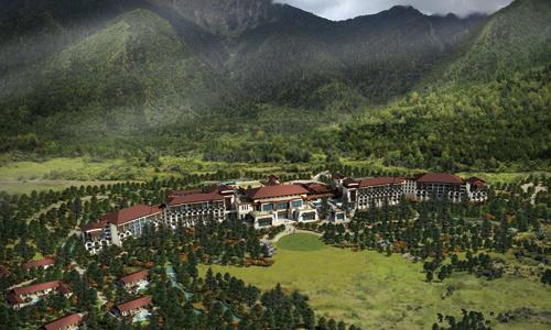 首家希尔顿酒店亮相西藏