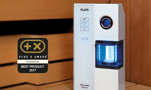 KLAFS_Microsalt SaltProX_Best Product Plus X Award 2017