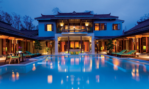 Six Senses Qing Cheng Mountain Launches Presidential Villa