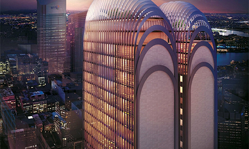 SKYE Suites Sydney套房酒店