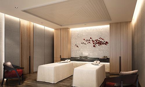 HUÀN Spa and Fitness Center at Grand Hyatt Hangzhou