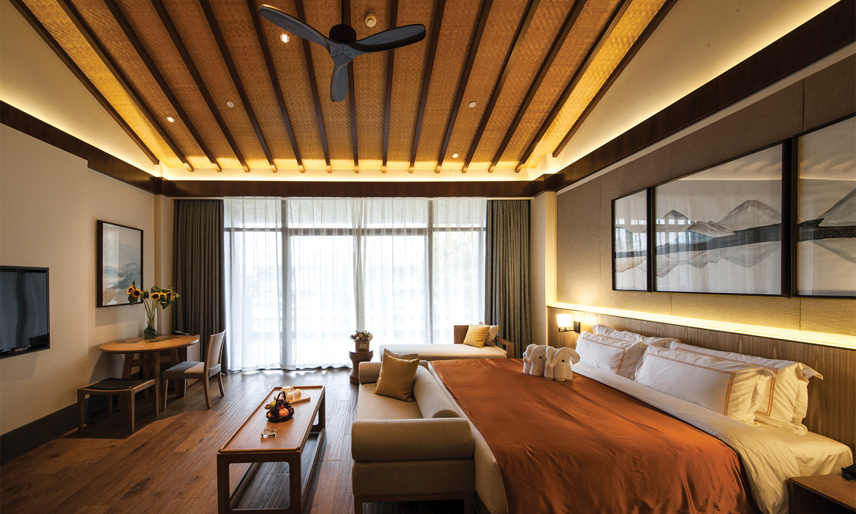 DusitThani Wetland Park Resort Nanjing