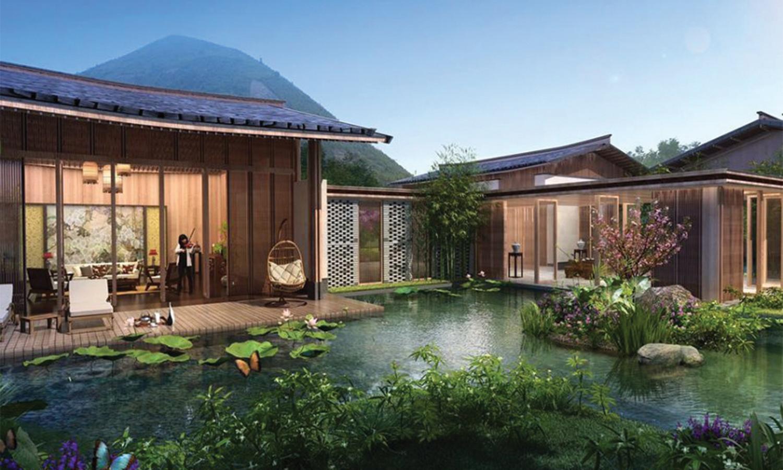 Dusit Thani Wellness Resort Suzhou