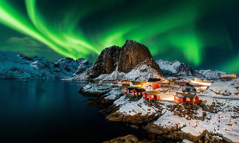 芬兰 自然之美与养生之旅