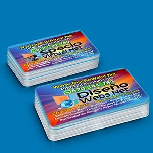 tarjetas de visita