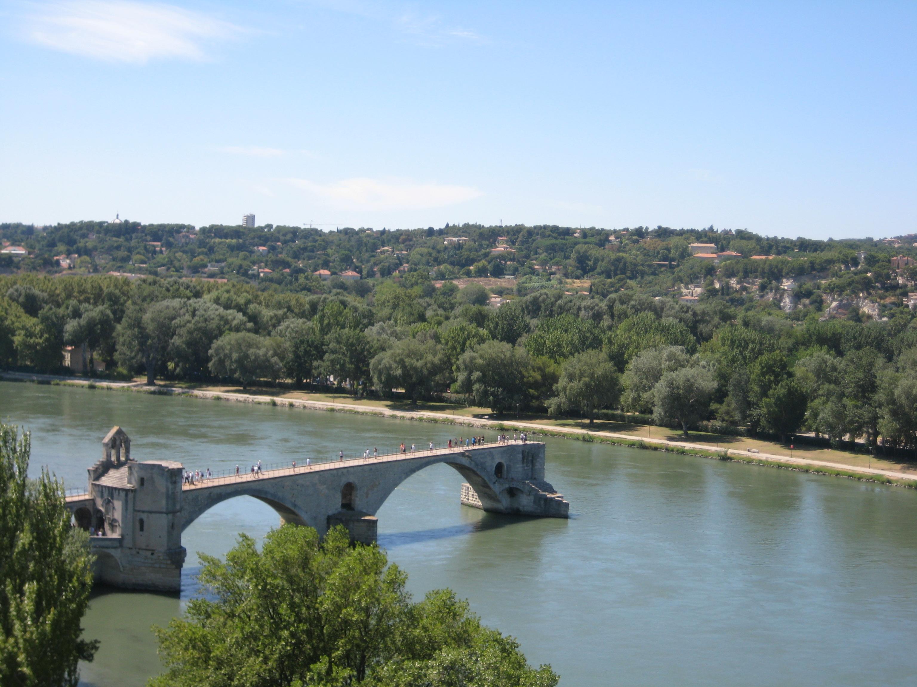 Pont Bénézet - Avignon
