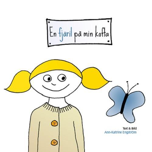Barnbok - En fjäril på min kofta.