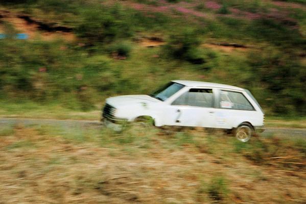 Nigel Harkness Auldgirth Hill Climb (1992)