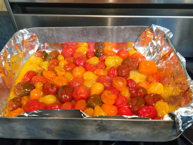 Roast Cherry Tomatoes