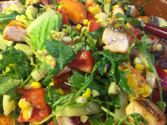Summer Detox Salad