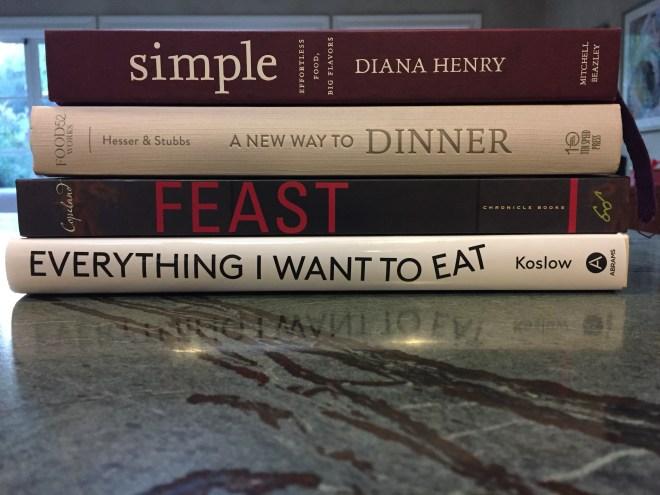New Cookbooks