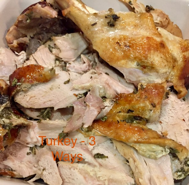 November/December – Turkey 3 Ways