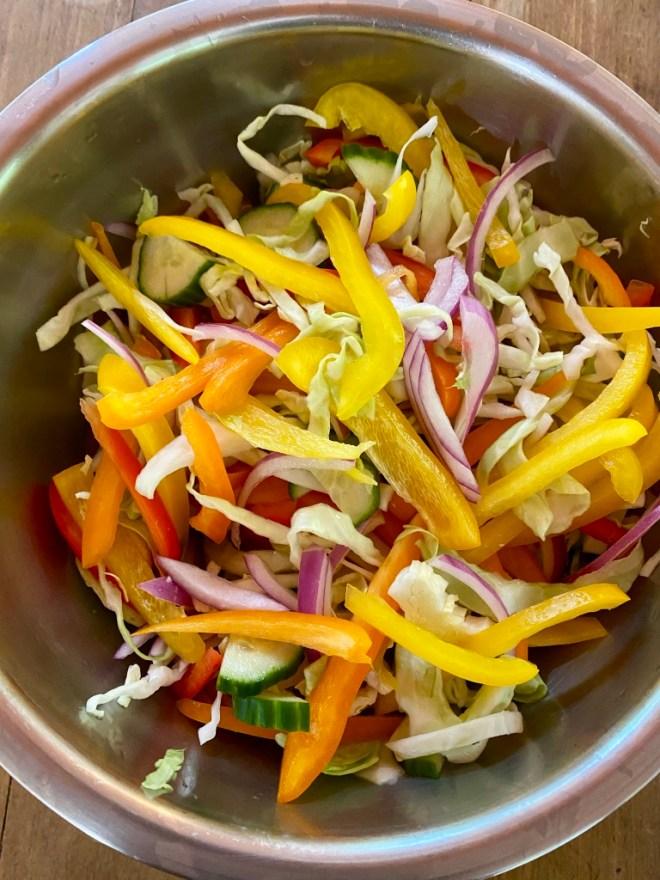 Pickled Vegetable Salad