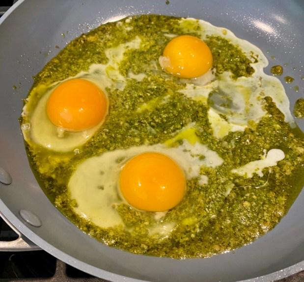 May – Green Eggs