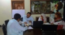 Improved Governance for Peacebuilding in KPK staff meetings 02
