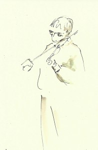 banjo player Michael Cleveland