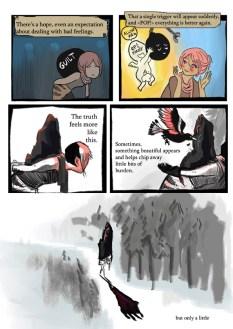 GUILT - page 1. Comic Digital, 2013