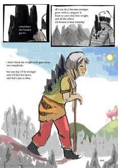 GUILT - page 2. Comic Digital, 2013