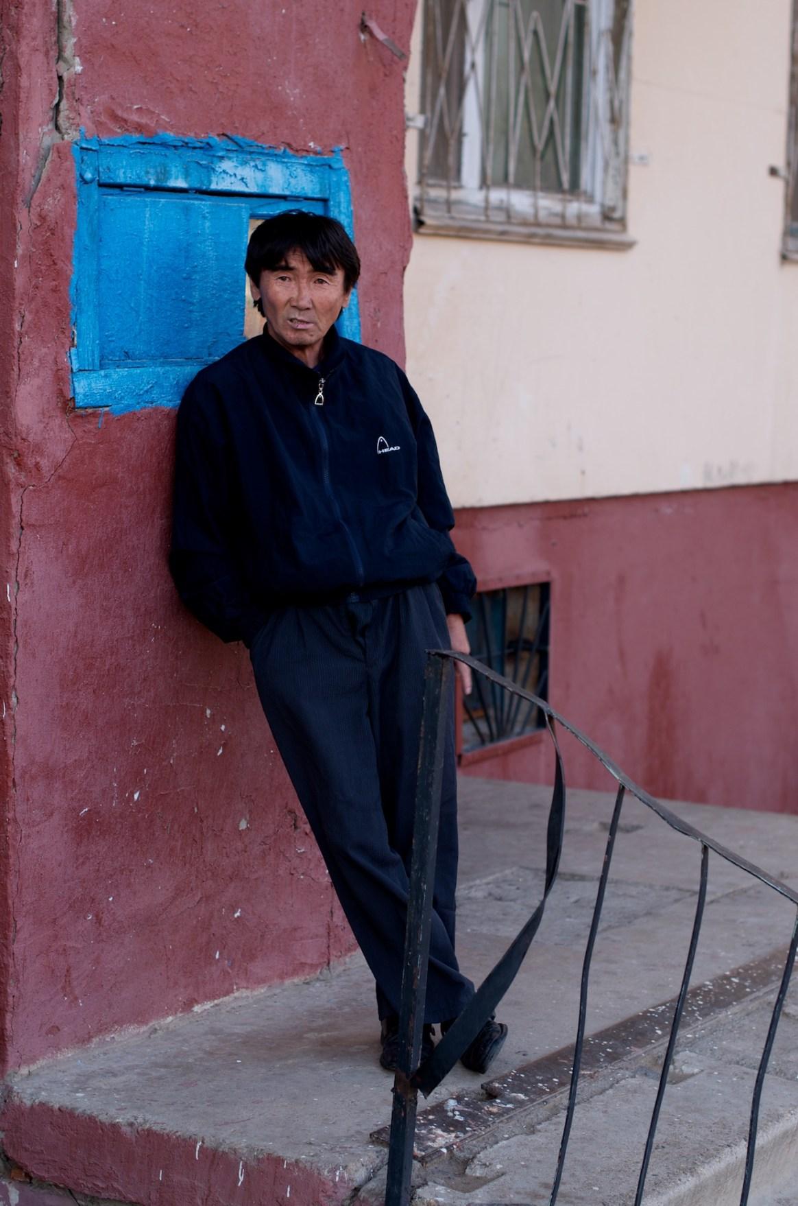 Mongolia, 2012