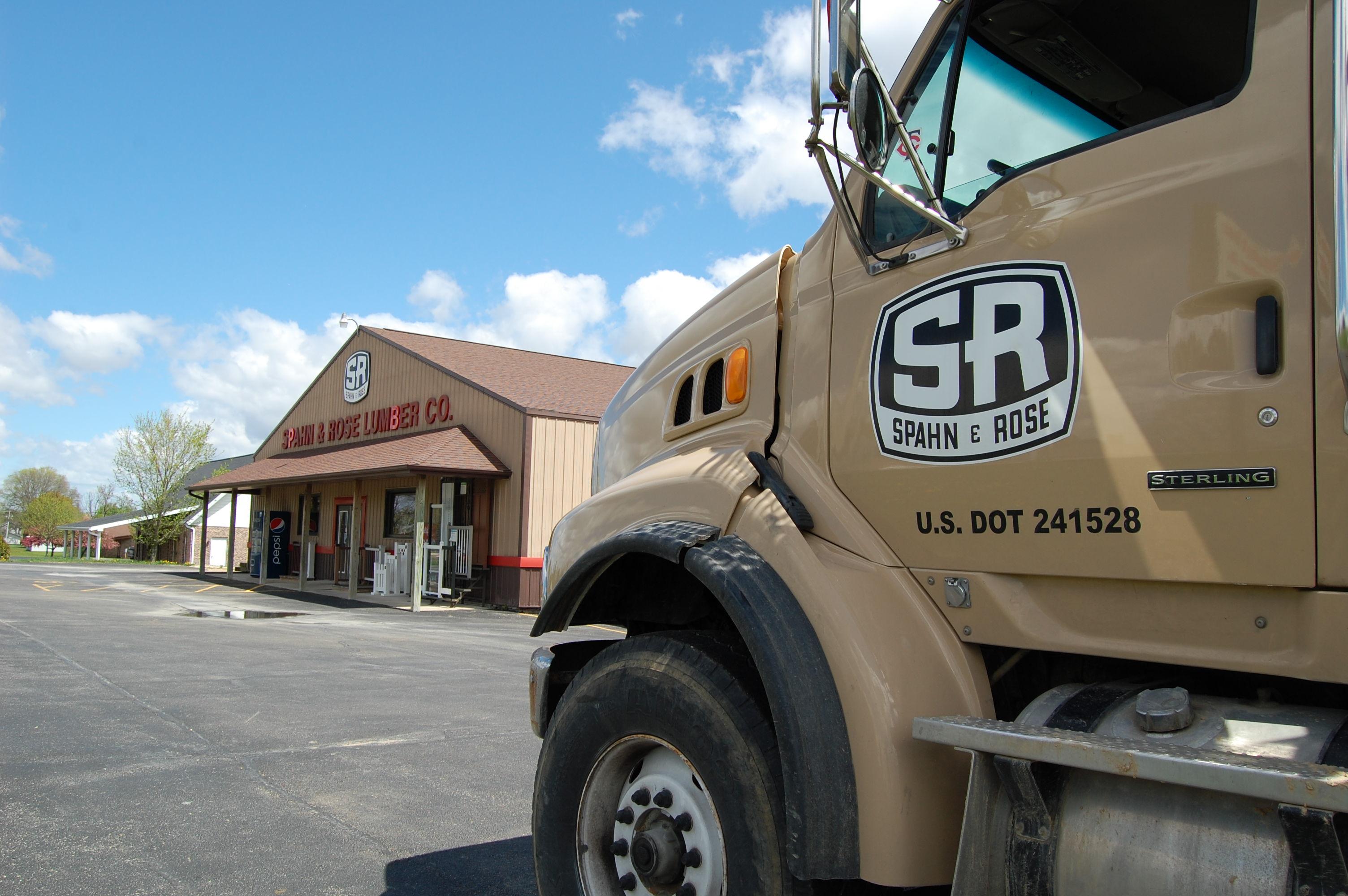 Spahn & Rose Truck-Pearl City