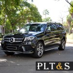 Mercedes Benz Gls 7 Seats Black Personal Luxury Transportation