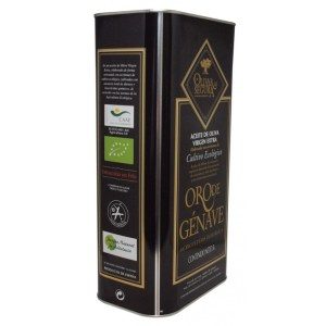 Organic Extra Virgin Olive Oil 5L Foodservice