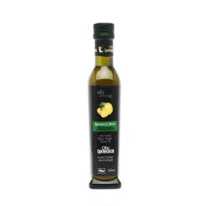 lemon aromatic extra virgin olive oil