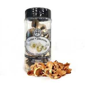 Oysters Dried Mushrooms