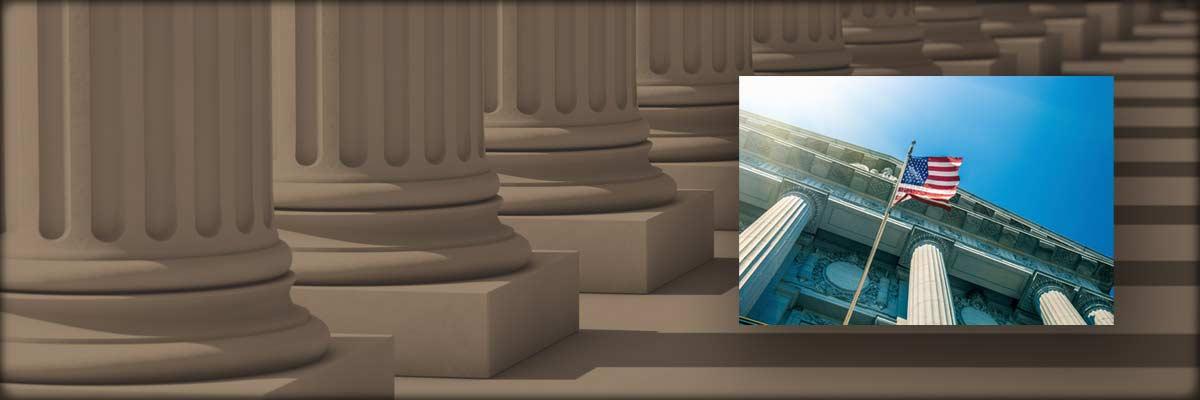 Slider background of government building