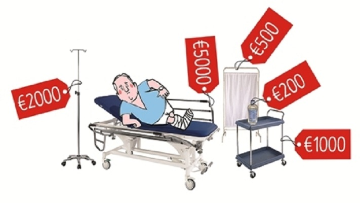 Image result for health spain cartoon